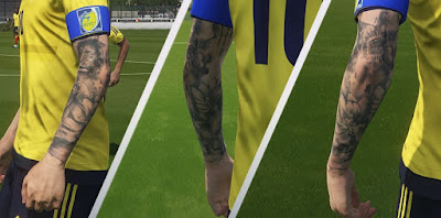 PES 2018 Tattoopack by Sho9_6