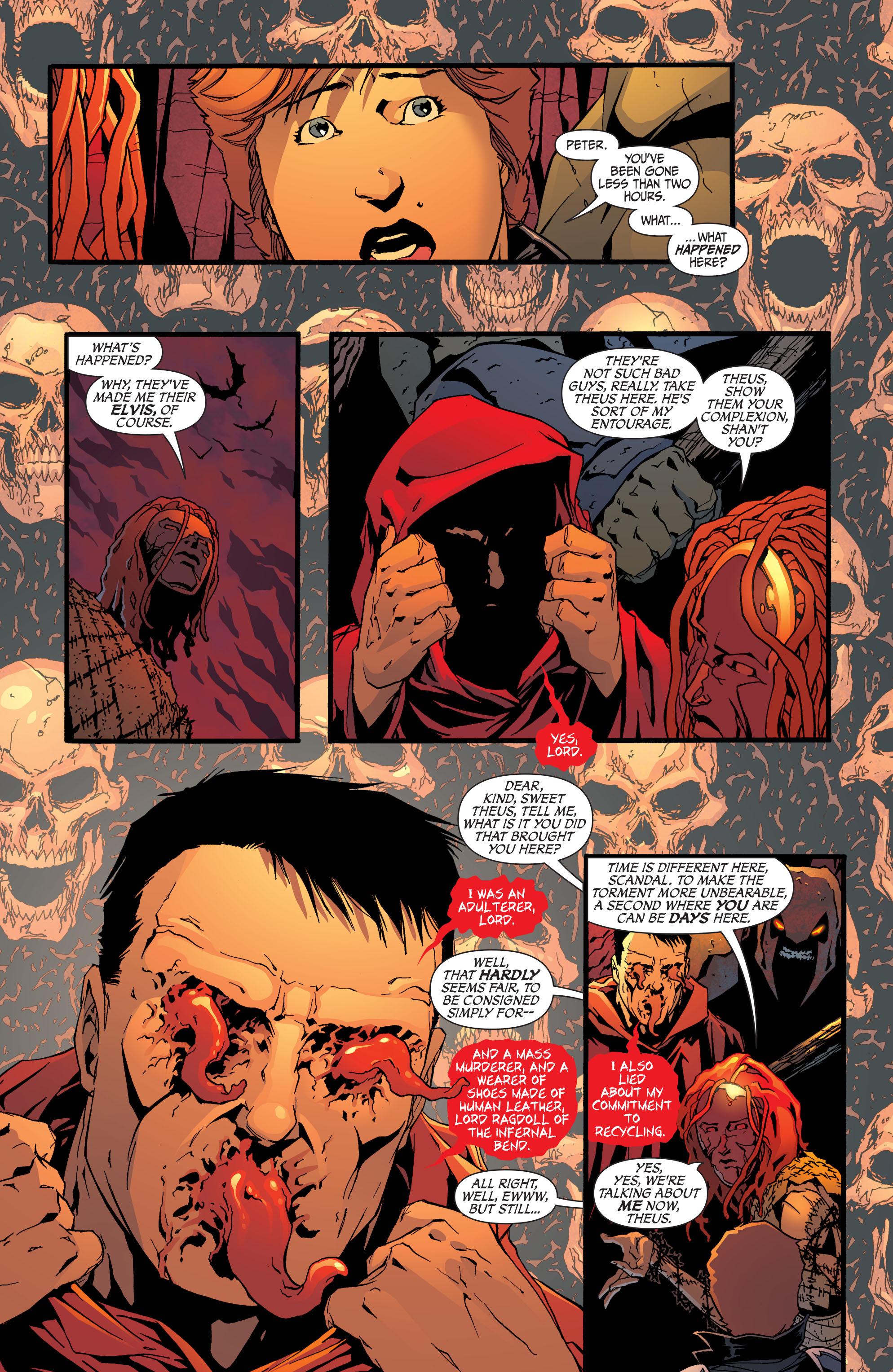 Read online Secret Six (2008) comic -  Issue #32 - 4