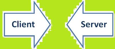 perbedaan client side server dan server side server