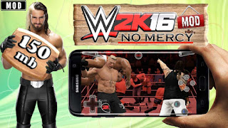 WWE 2K16 Download For Android - With Direct Downoad Links