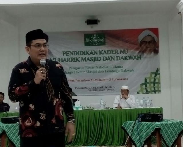 Banyak Respon Positif dari Dunia Internasional, PBNU Diminta Ekspos Gagasan Islam Nusantara
