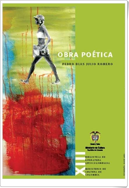 """""""Obra poética"""" de Pedro Blas Julio Romero"""