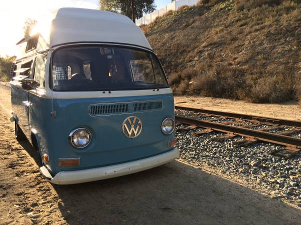 1972 VW Adventure Camper Bus | VW Bus