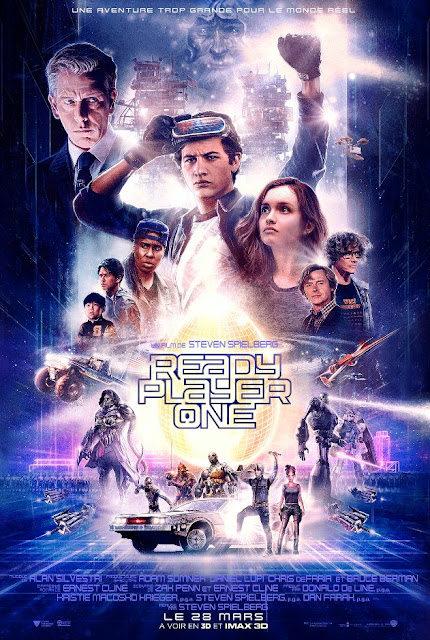 Film Ready Player One L'Agenda Mensuel - Mars 2018