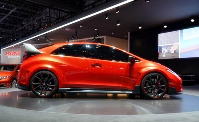 2017 Honda Civic Type R USA Release Date
