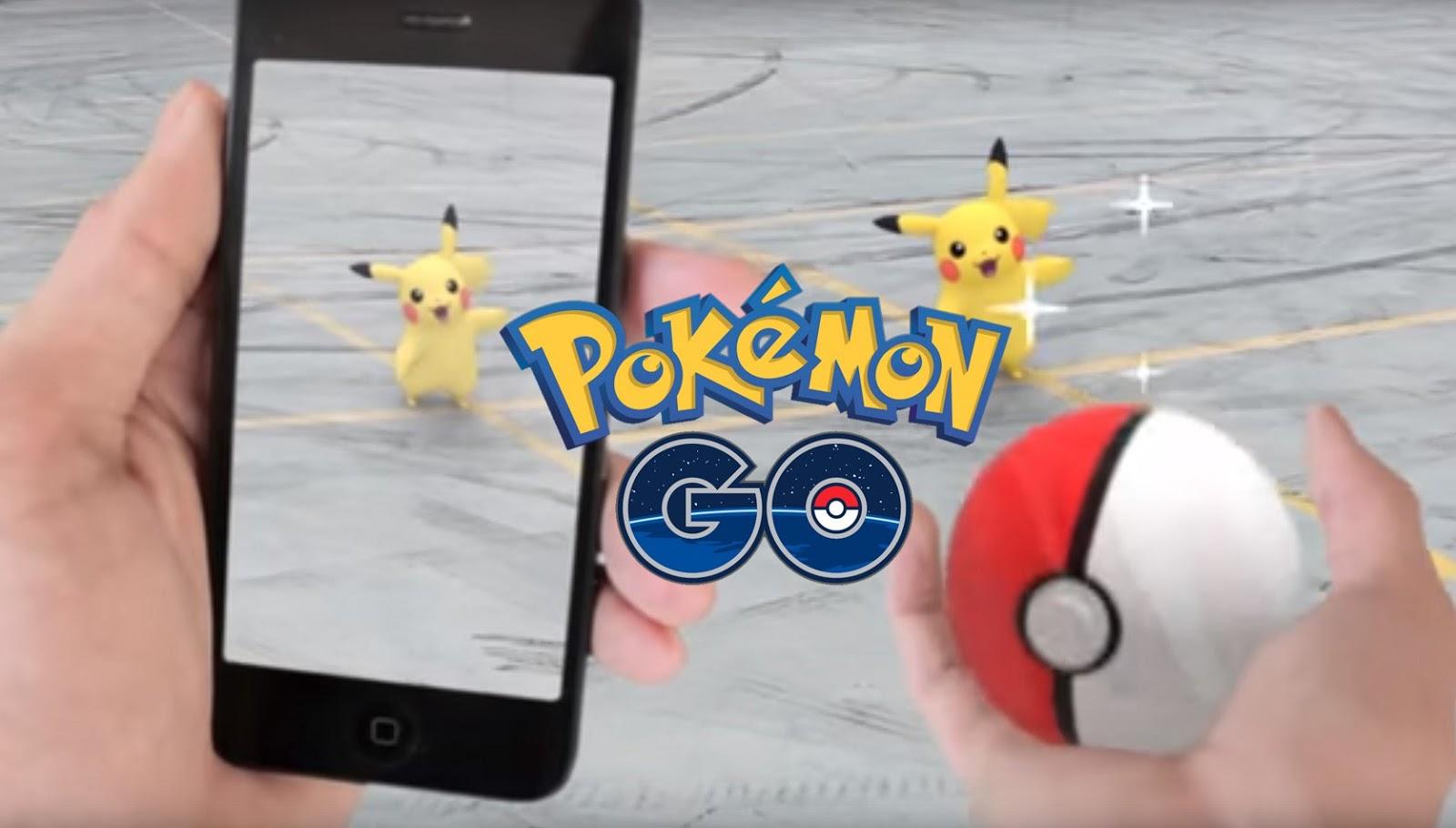 """""""Pokemon Go"""""""