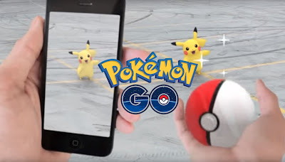 """Pokemon Go"""