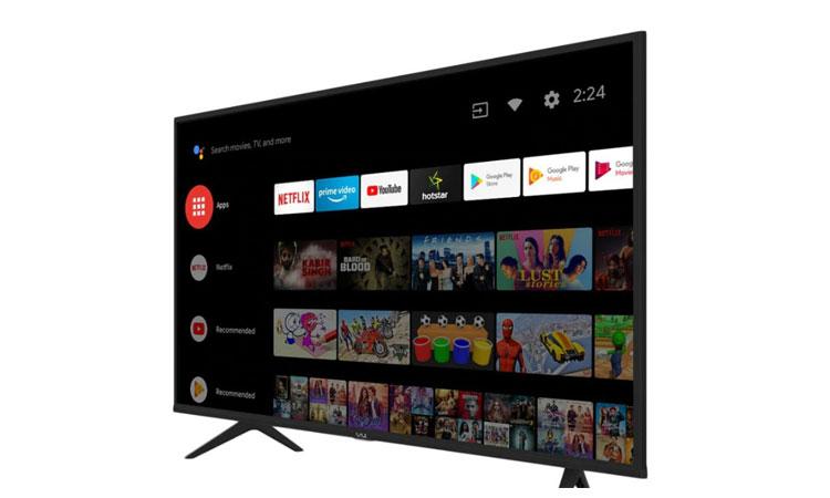 Vu Premium TV, Vu Premium TV 32-inch, Vu Premium TV 43-inch, Vu Premium TV price in India, Vu Premium TV Features, Vu Premium TV Specifications