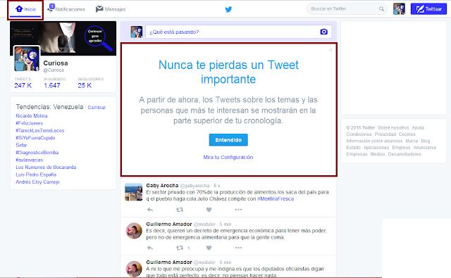 Twitter-Tweets-importantes