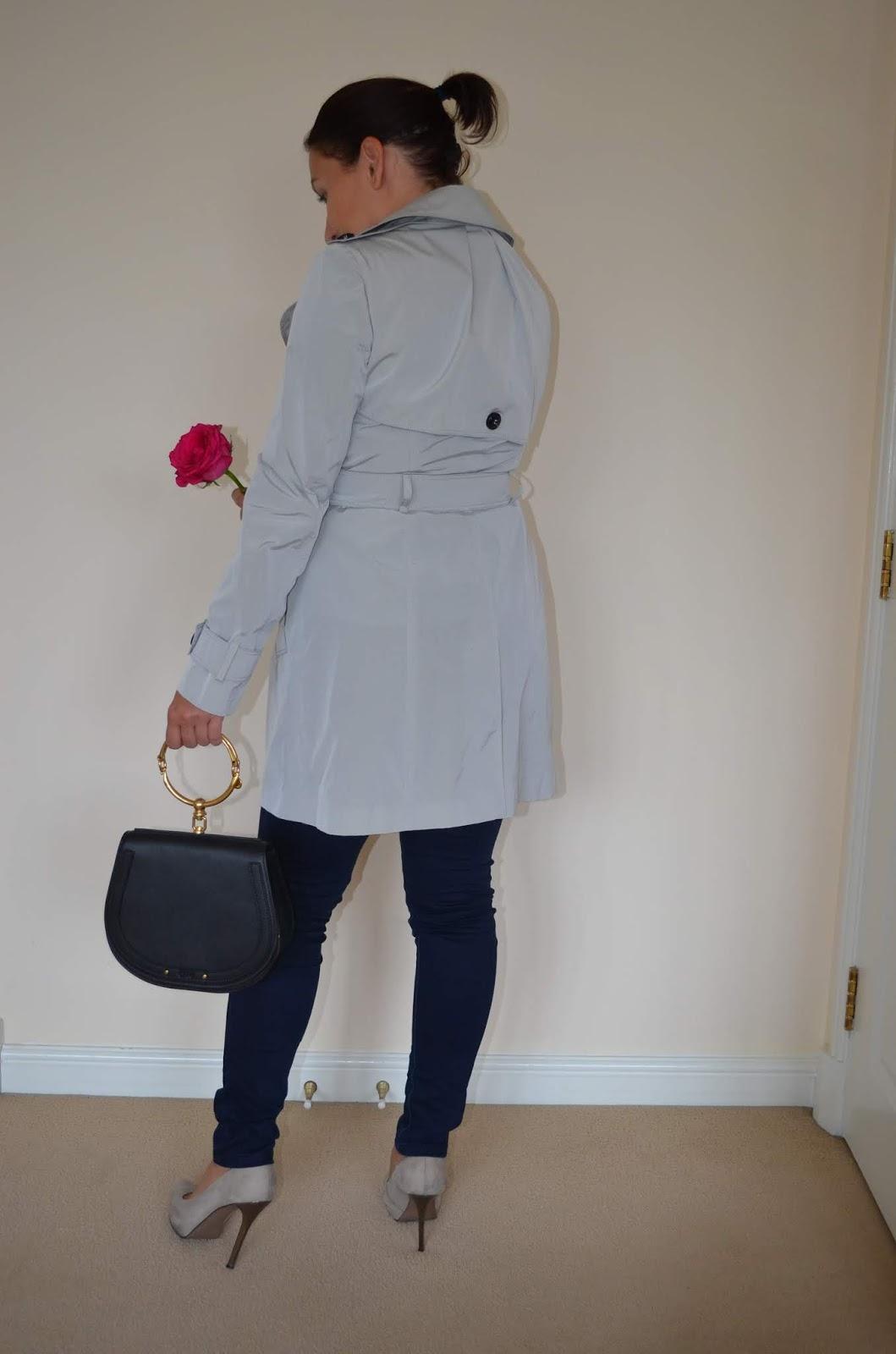 Adriana Style Blog, blog modowy Puławy, Burberry Coat, Celine Bag, moda, Fashion, Torebka Celine, Trench Burberry, Barbour Shirt, Kozula Barbour, Jesień, Moda na Jesień, Autumn Fashion