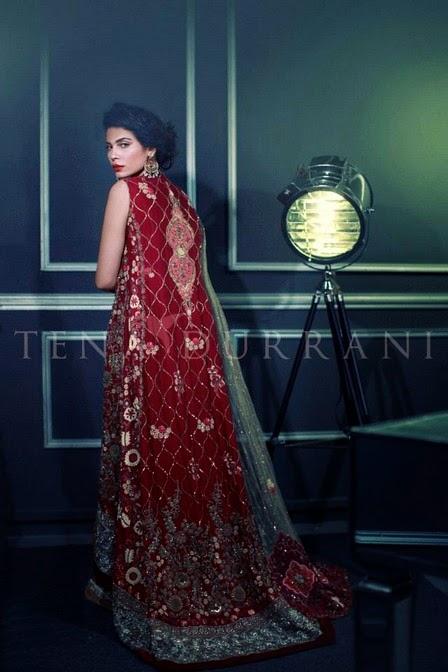 1e96970b6d Tena Durrani Bridal Collection 2014/2015 | Bridal Dresses 2014/15 ...