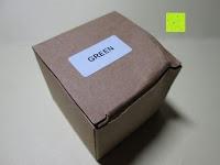 Verpackung: DCOU tabak schleifer Alu tobacco grinder tabak spice herb pollen anlage gras mühle 4 schichten aluminium crusher - Ø55mm H48mm grün