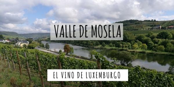 Mosela, el vino de Luxemburgo