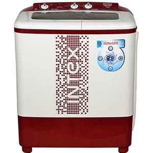 Best Intex 6.2 kg semi automatic washing machine front