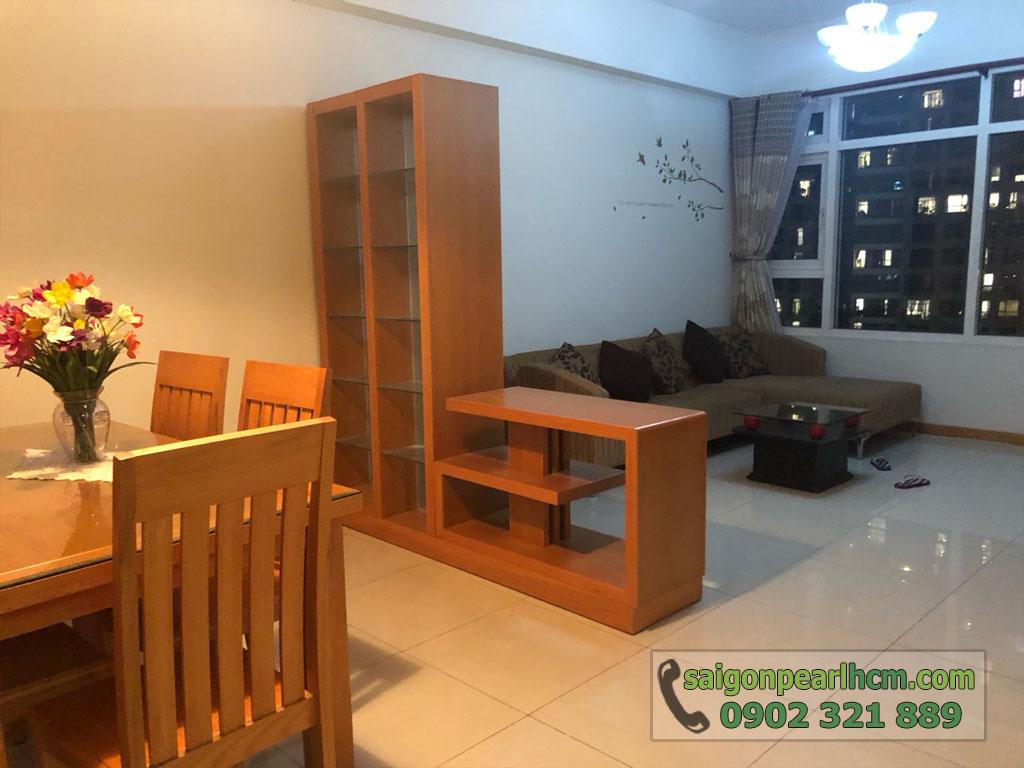 Tìm khách thuê hoặc mua căn hộ Saigon Pearl Ruby 1 diện tích 84m2