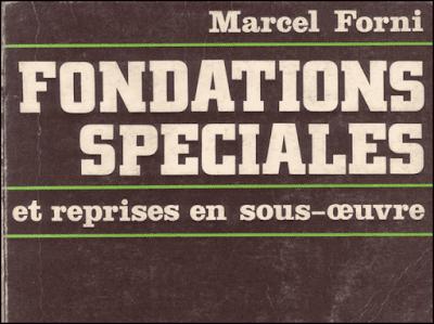 Fondations Spéciales