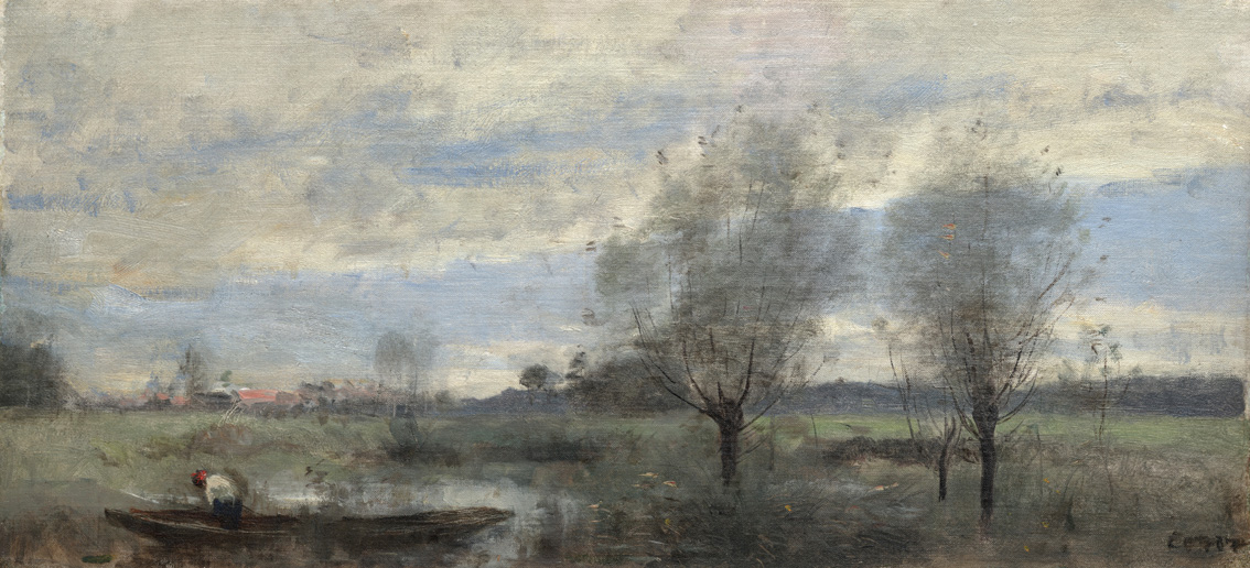 Art Artists Camille Corot Part 13