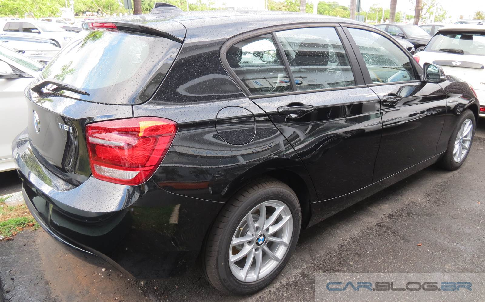 bmw 116i 2015 pre o consumo e especifica es t cnicas car blog br. Black Bedroom Furniture Sets. Home Design Ideas