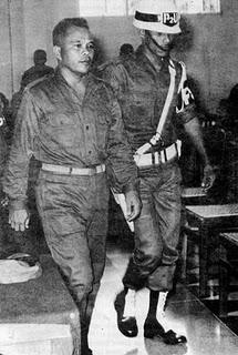 Kisah Pimpinan G30S/PKI, Letkol Untung. Lahir di Kebumen, Meninggal di Cimahi