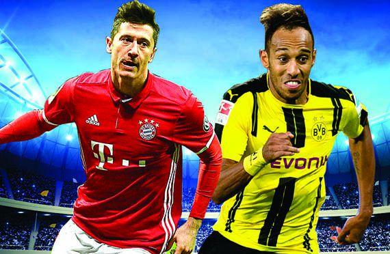 Assistir Borussia Dortmund x Bayern de Munique ao vivo grátis em HD 26/04/2017