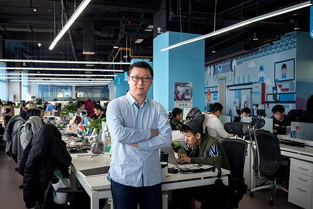 Ex-policial chinês cria império com app gay e já mira rivais como Grindr