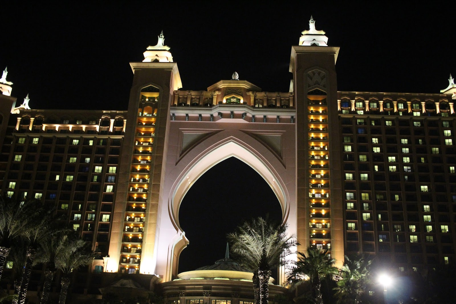 the atlantis the palm dubai