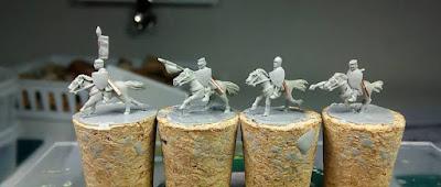 Kickstarter, 10mm 13th Century Baronial Miniatures