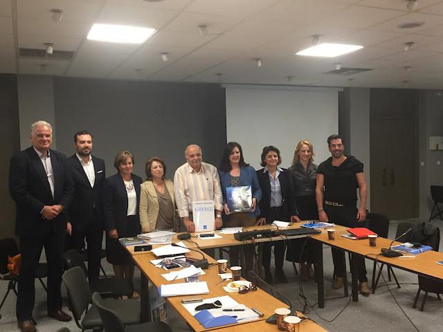 5η Συνάντηση Αντιπεριφερειαρχών Τουρισμού στην Κεφαλονιά