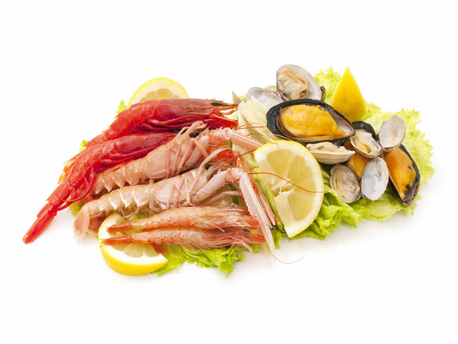 Increase the potency Seafood