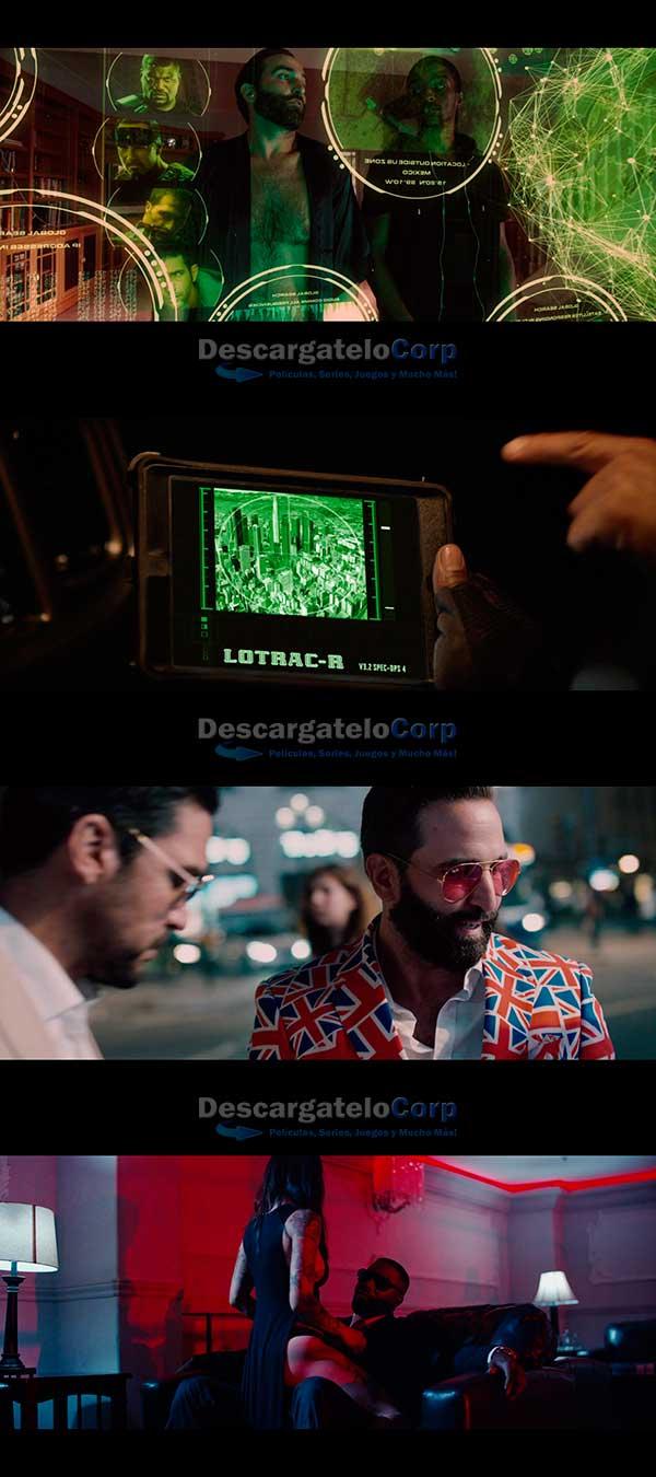 La Venganza de los Vigilantes HD 1080p Español Latino