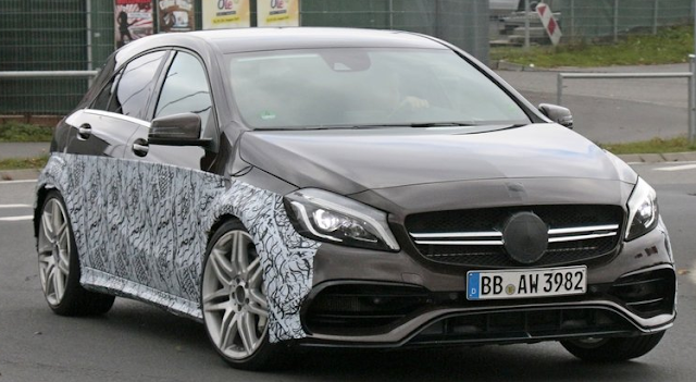 2018 Mercedes-amg a45 Black Series Performance, Review, Price, Interior, Exterior, Engine, Performance, Concept, Specs, Release Date, And Rumors.