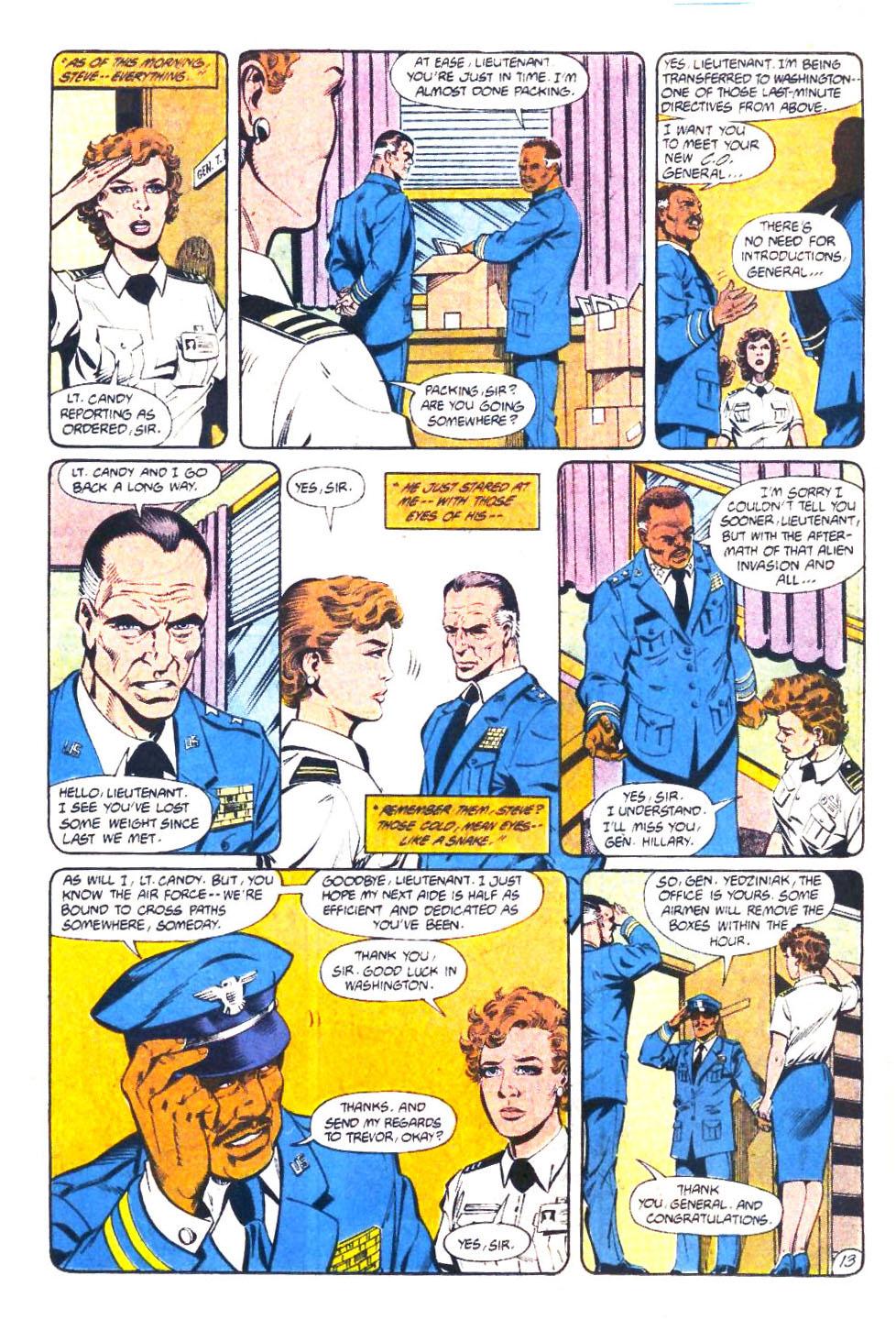Read online Wonder Woman (1987) comic -  Issue #32 - 14