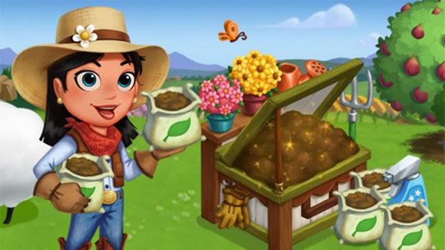 Farmville2 Fertilizer Free Gifts - FarmVille 2 Gifts