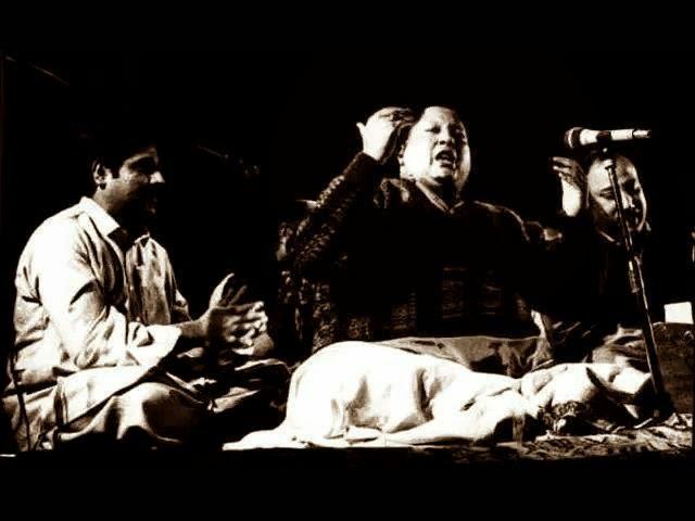 DJ Chino Remix Mast Nazro Se Allah Bachaye by Nusrat Fateh Ali Khan