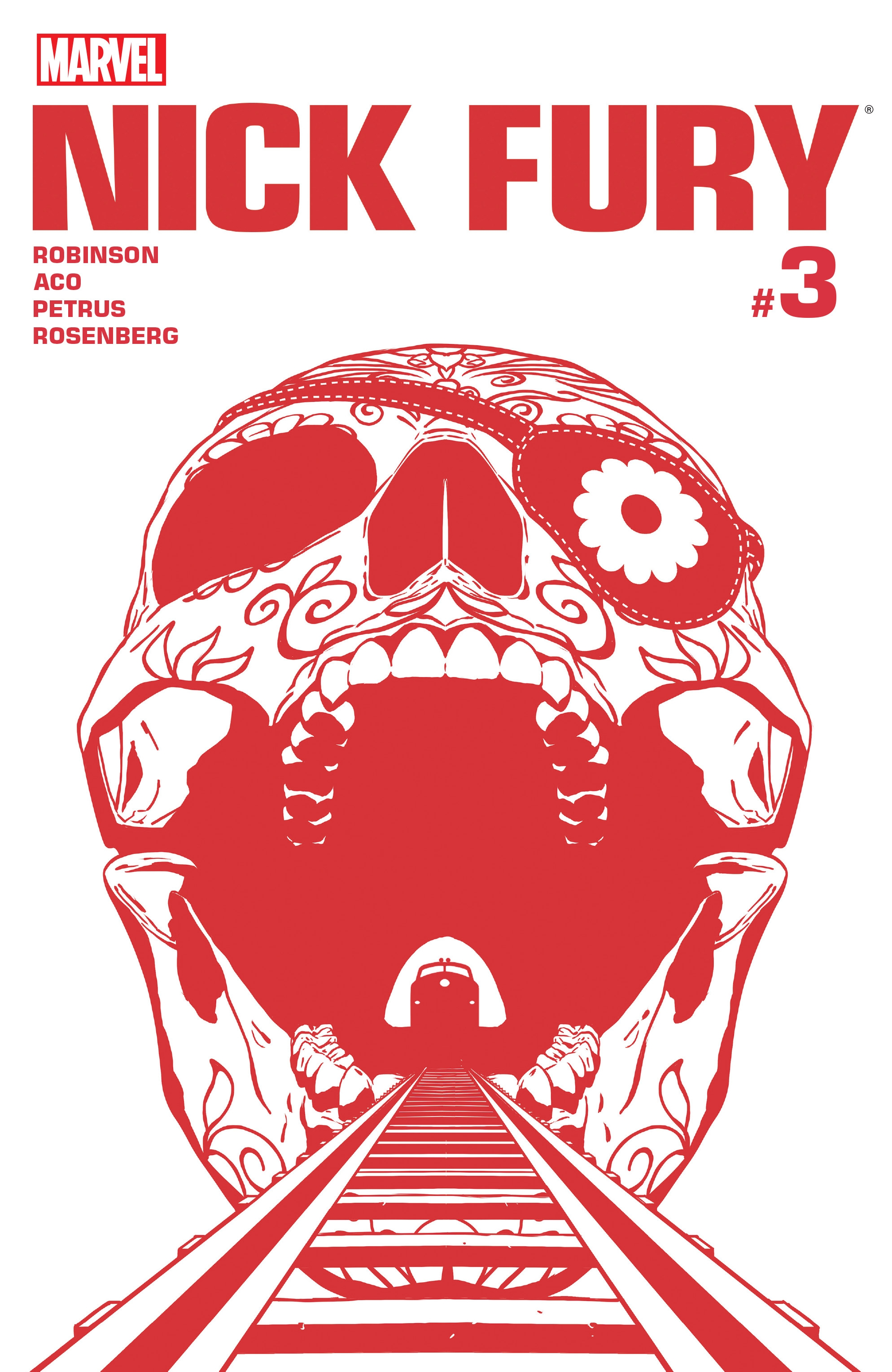 Read online Nick Fury comic -  Issue #3 - 1
