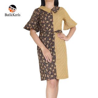 koleksi batik keris wanita
