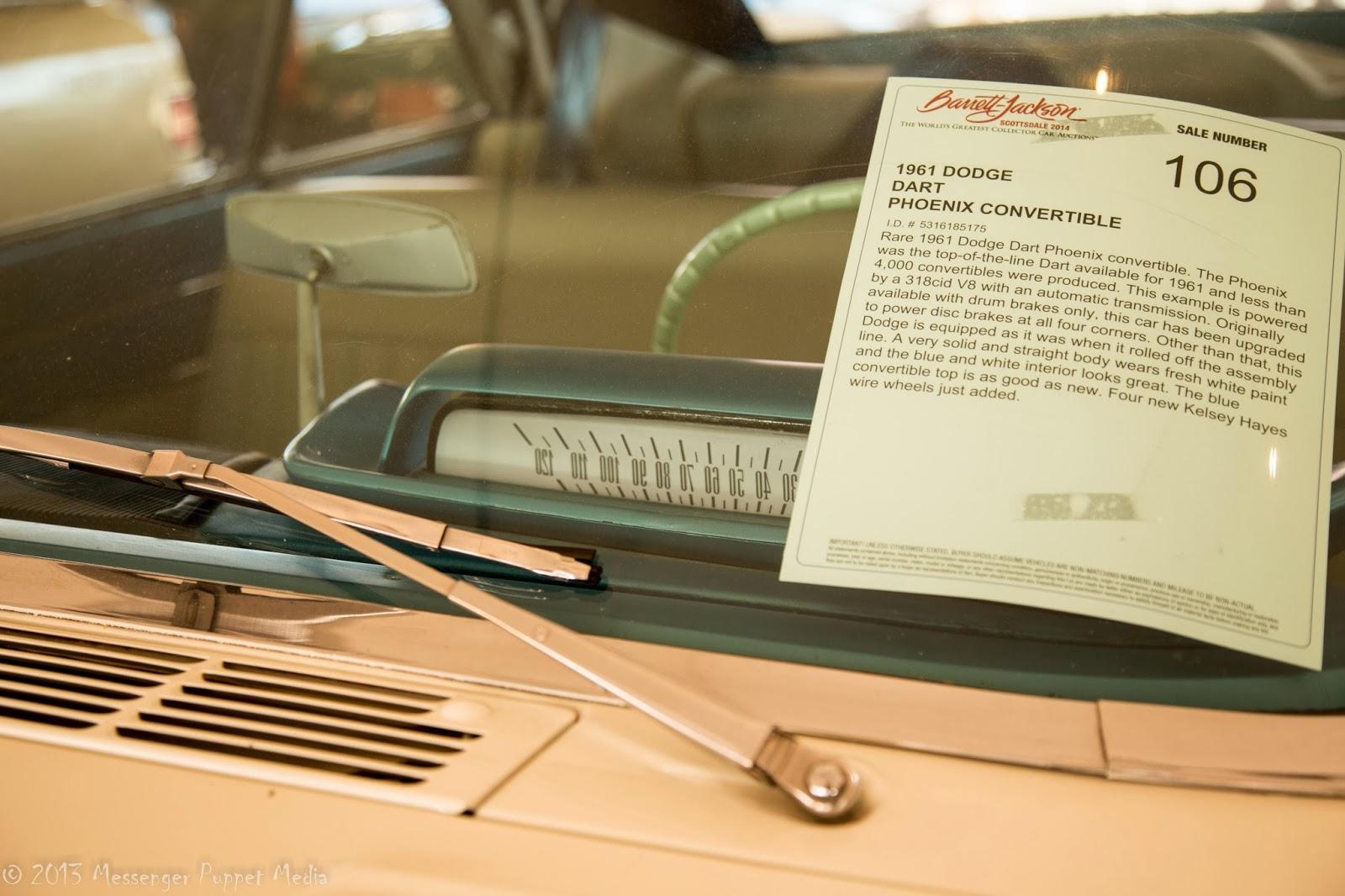 1961 Dodge Dart Phoenix