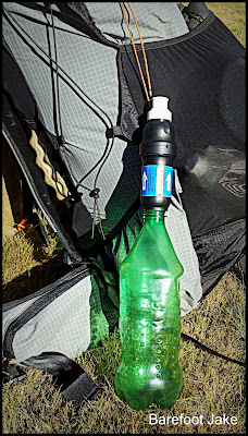 Sawyer Squeeze bottle