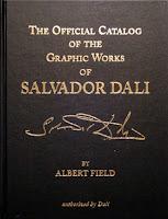 Salvador Dali Book Collector: Books About Dali