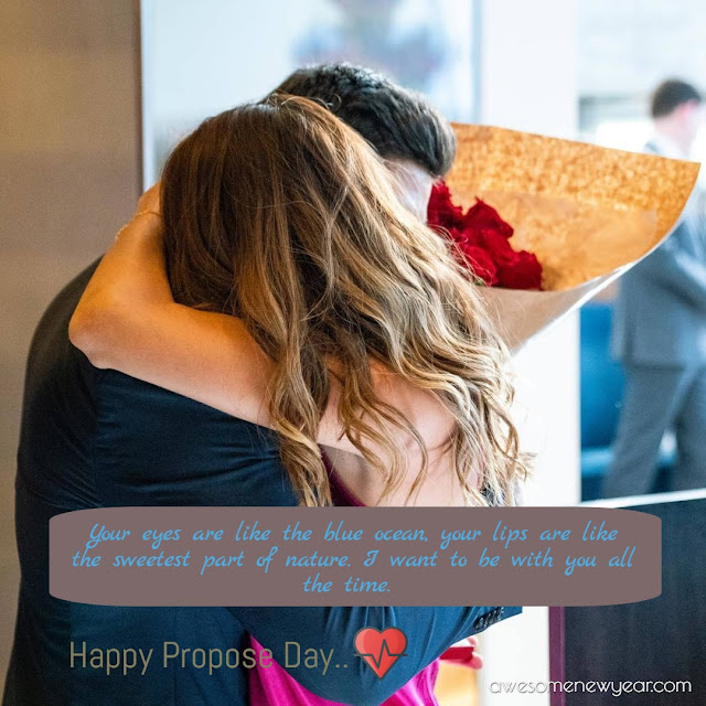 Propose Day Quotes for him