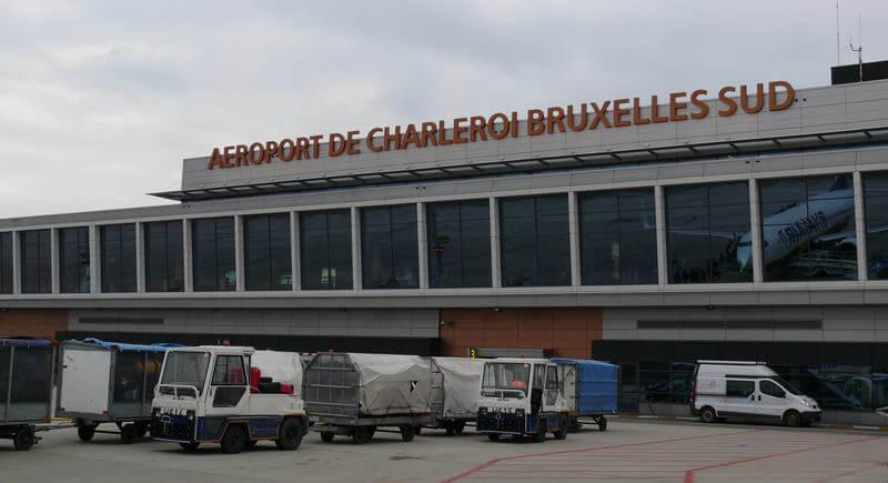 Cómo llegar del aeropuerto Bruselas Charleroi al centro - Mi baúl ...