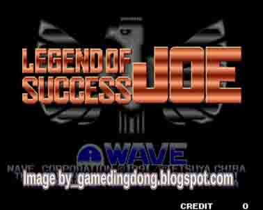 Legend of Success Joe