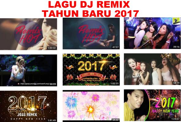 Lagu Dj Spesial Tahun Baru 2017
