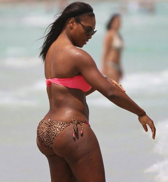 Image result for serena williams in bikini