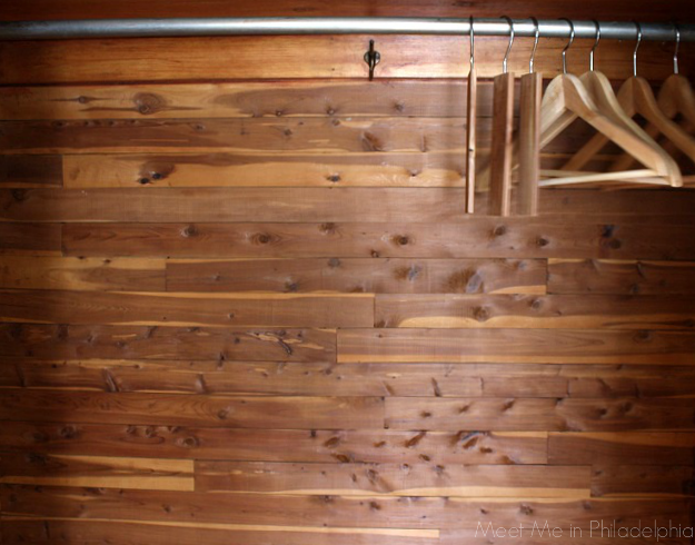Meet Me In Philadelphia How To Revive A Cedar Closet