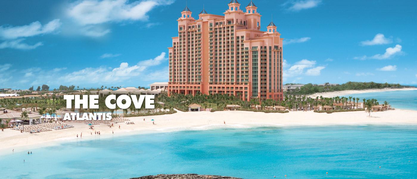 Atlantis Paradise Beach Island Tower