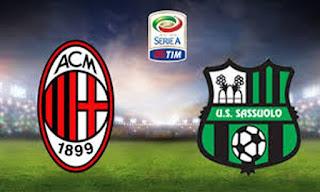 مشاهدة مباراة ساسولو وميلان بث مباشر بتاريخ 30-09-2018 الدوري الايطالي