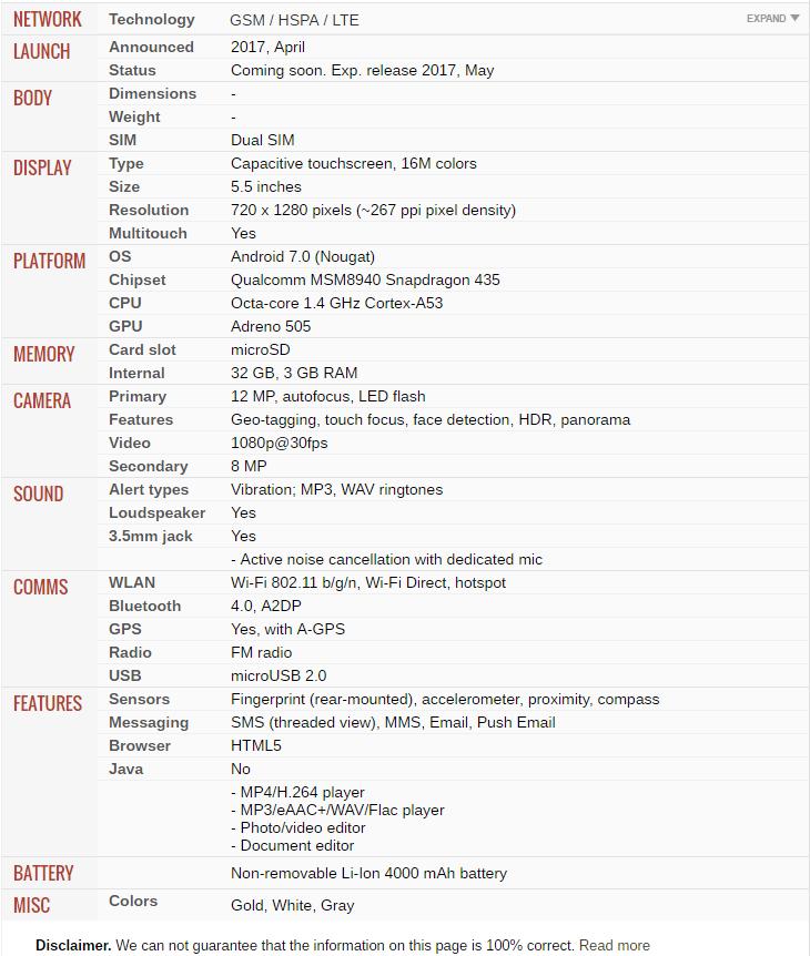 Handphone Huawei Enjoy 7 Plus Harga 2,8 Jutaan Berikut Spesifikasinya Sob