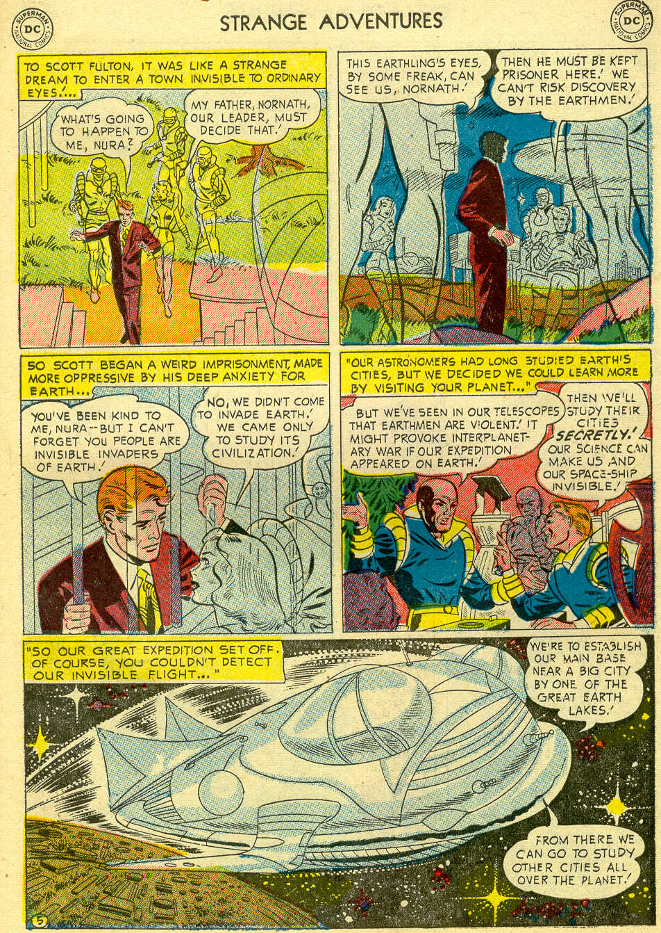 Strange Adventures (1950) issue 13 - Page 37