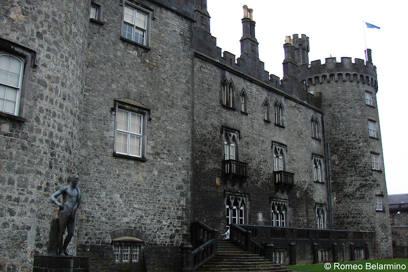 Kilkenny Castle Irish Castles Ireland Road Trip